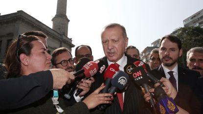 Erdogan dreigt offensief dinsdag per direct te hervatten als akkoord niet gerespecteerd wordt