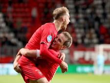 FC Twente is heel even de nummer één van de ranglijst