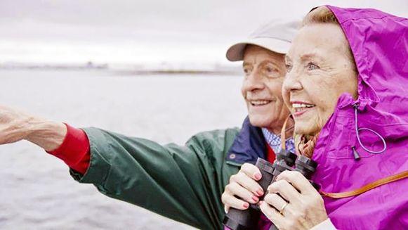 'De Wereld Rond met 80-jarigen' VTM