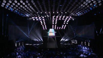 Samsung presenteert langverwachte Galaxy S10 en pakt uit met plooibare smartphone Galaxy Fold