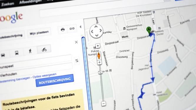 """""""Google Maps in nieuw jasje"""""""