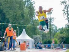 Veteraan Fabian Florant twijfelt over zijn atletiekcarrière