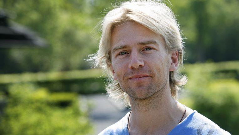 Antonie Kamerling in 2006. In De Dood Van Een Vage Prins reconstrueren de mensen die het dichtst bij hem stonden hoe het uiteindelijk zo heeft kunnen lopen. Beeld ANP
