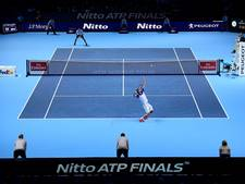 Roger Federer wint ook laatste groepswedstrijd