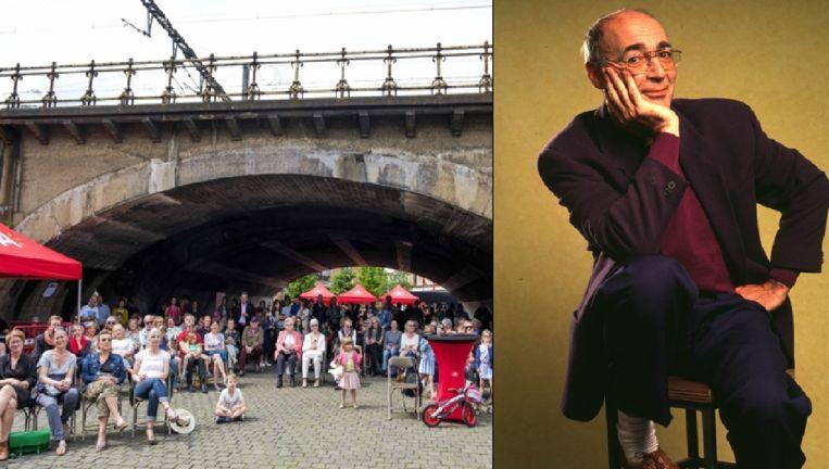 Hulde Aan Herman De Coninck Met Antwerps Volksfeest