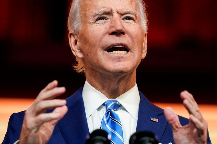 Joe Biden behaalde in Arizona ruim 10.000 stemmen meer dan Donald Trump.