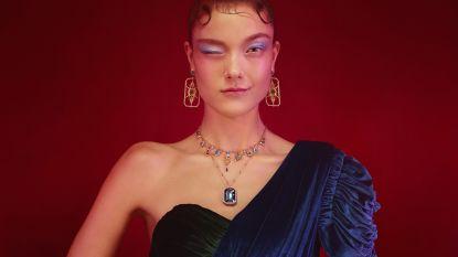 Queen of bling: 7 snelle vragen aan Nathalie Colin, creatief directeur van Swarovski