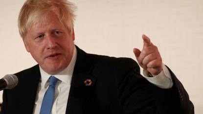"Brexit-saga: Johnson niet van plan om op te stappen. Corbyn: ""No-deal-brexit is Trump-deal-brexit"""