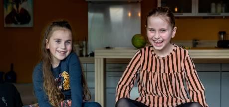 'Je ziet niet dat ze ziek zijn': Emma (7) en Faya (6) zijn gezichten van de Nierstichting