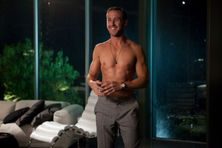 Ryan Gosling in Crazy, Stupid, Love Beeld Crazy, Stupid, Love