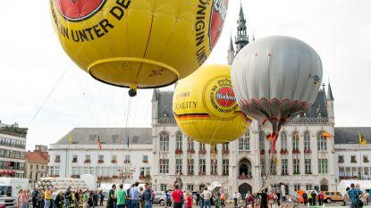 """""""Deze ballontraditie mag niet verloren gaan"""": straks gasballons op waterstof tijdens Vredefeesten? Stad laat haalbaarheidsstudie maken"""