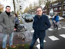 Blauwkapelseweg in Utrechtse wijk Noord-Oost is verkeersdrukte en 'Max Verstappentjes' zat
