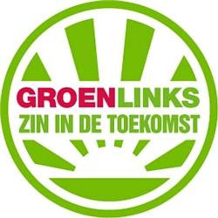 Logo van GroenLinks.