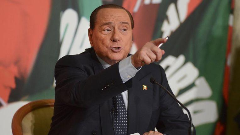 Silvio Berlusconi Beeld photo_news