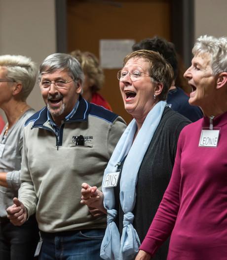 Na vijftig jaar zingt zanggroep ARK haar laatste noten