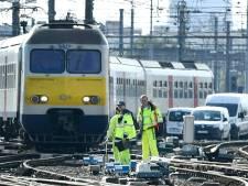 Travaux à Bruxelles-Midi: plan alternatif pour ce long week-end de Toussaint