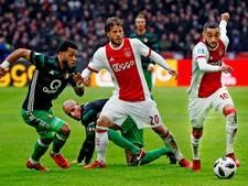 Feyenoords angst laat Klassieker als nachtkaars uitgaan