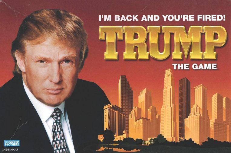 Ook een mislukking: Trump - The Game Beeld
