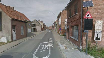 1 op 2 geflitst in zone 30 Dorpstraat