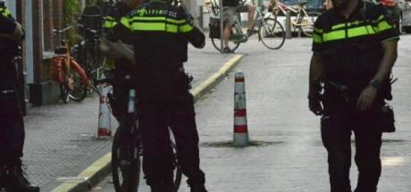 Wapen weggegooid bij vlucht voor politie
