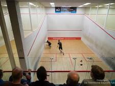 Belangrijke zege squashers Twente