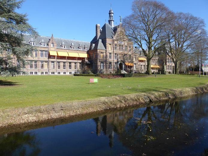 Het hoofdgebouw komt op termijn in de etalage bij Kentalis in Gestel.
