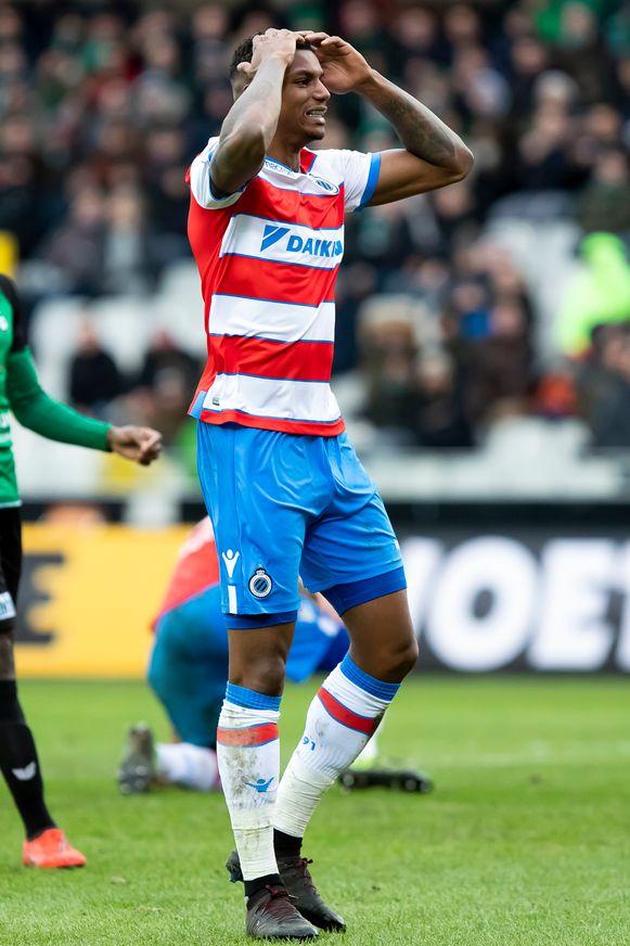 Wesley scoorde een erg knap doelpunt, maar kon opnieuw niet winnen met Club.