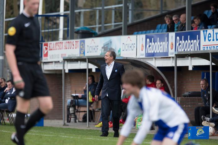 André Blom keert bij Oranje Zwart als trainer terug in de regio.