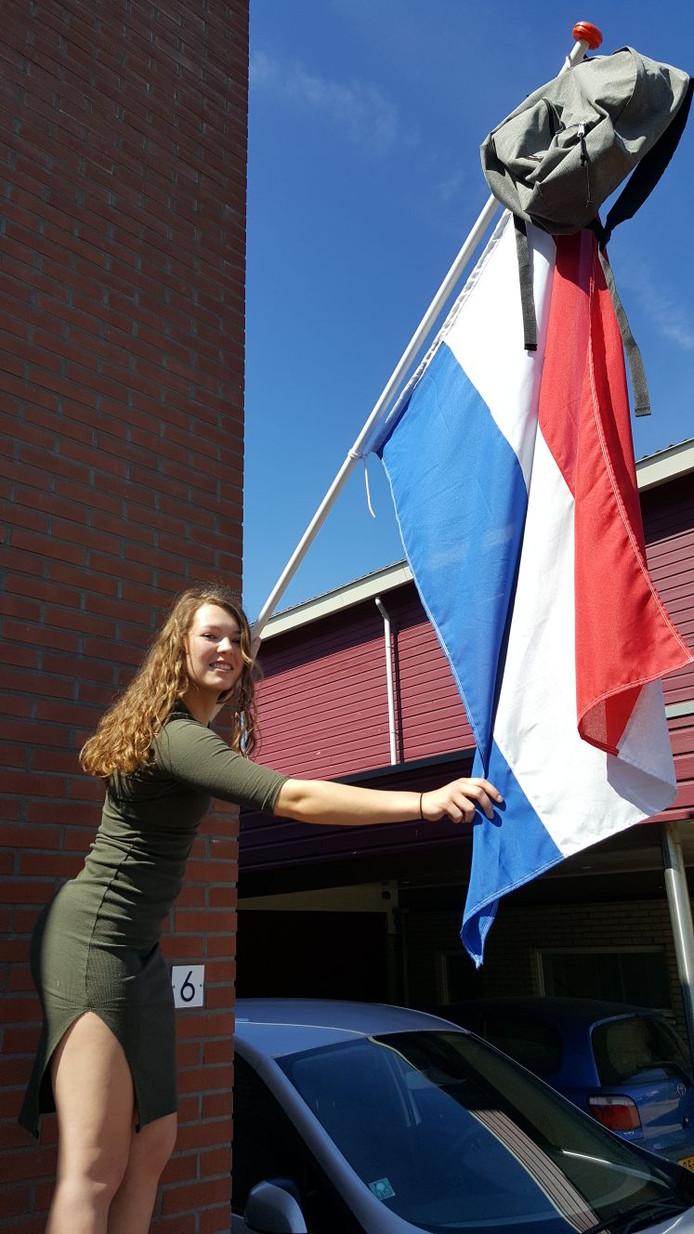 Sophie Geeraths uit Oldenzaal