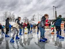 4.500 bezoekers het ijs op in Malden