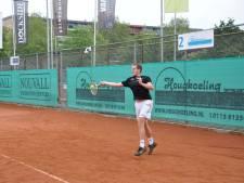 Tennissers Animo kunnen het niet bolwerken tegen Delftse Tennisbond