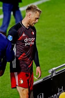Feyenoord loopt nu al op zijn laatste benen