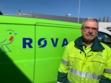 Vuilnisman Bert (62): 'Foutparkeerders, hou alsjeblieft rekening met ons werk'