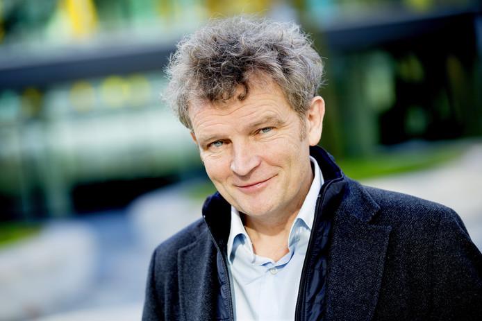 Floris Alkemade, rijksbouwmeester, is te gast bij een deskundigenbijeenkomst over het buitengebied van Meierijstad.
