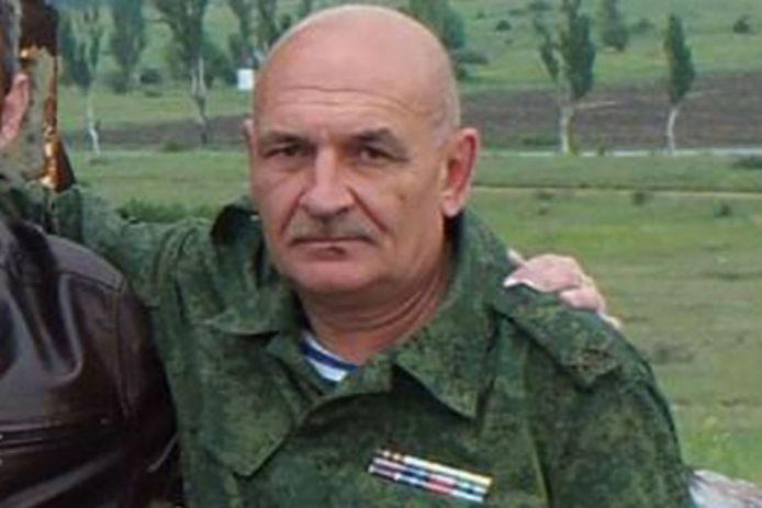 Vladimir Tsemach, de in juni opgepakte commandant die een belangrijke rol kan gaan spelen in het MH17-proces.