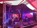 Ook de band Pretty Faces speelde tijdens Limuscene.