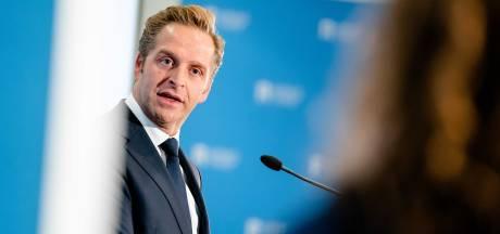 CDA-leider De Jonge: 'Coronacrisis kan niet bezworen worden met huidige systeem'