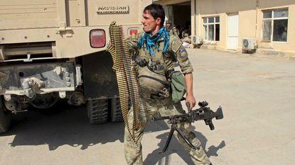Leider taliban belooft zich te gedragen in Kunduz