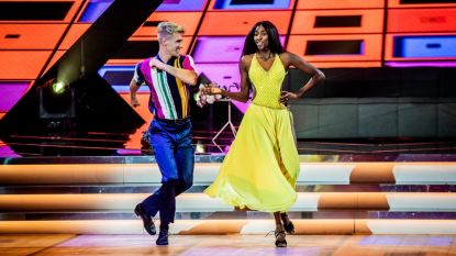 Elodie danst toch in 'Dancing With The Stars'