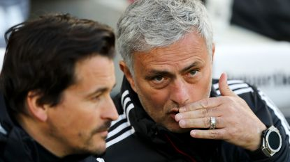 FT buitenland 12/05: Mourinho verliest trouwe assistent - AS Roma zeker van CL na verlies Inter - PAOK pakt revanche op AEK Athene