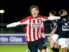 Heerenveen huurt Lammers van PSV
