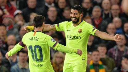 Barcelona heeft prima uitgangspositie beet na glansloze zege tegen Lukaku en Manchester United