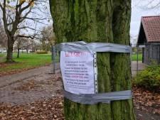 Bezorgd baasje waarschuwt voor hondenhaters in het Helmondse Hortensiapark
