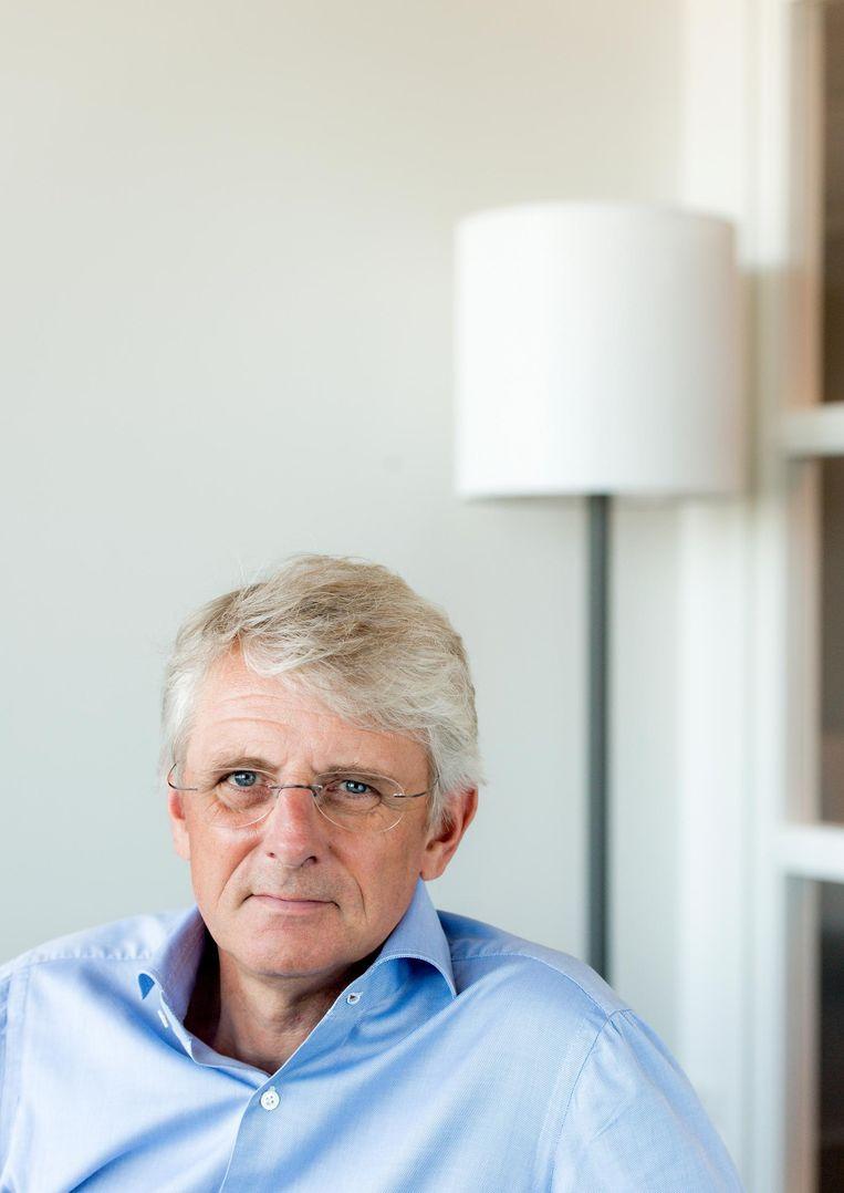 Harold Goddijn, topman van TomTom. Beeld null