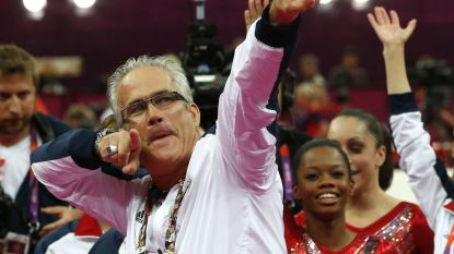 Amerikaanse turnbond schorst coach van olympische kampioenen na schandaal rond seksueel misbruik