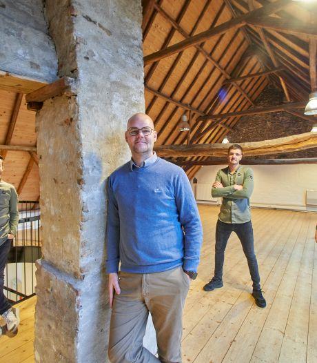 Modern restaurant in oudste herberg van Oss: 'Een weergaloos pand'