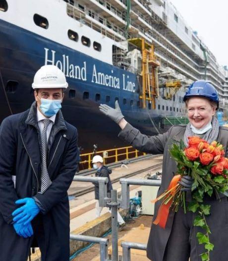 Hierom vertrekt op 15 oktober 2022 een cruiseschip vanuit de Rotterdamse haven