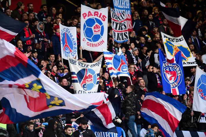 Slechts drie supporters van PSG moeten zich niet houden aan de combiregeling.