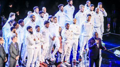 """NBA-sterren eren Kobe Bryant voor en tijdens All Star Game: """"Je voelde z'n aanwezigheid"""""""