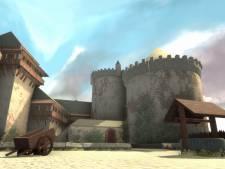 Terug naar kasteel in Culemborg in de 15e eeuw dankzij virtual reality-tour